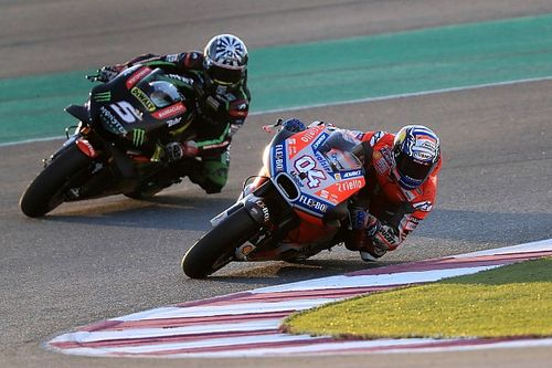 MotoGP-Test in Losail: Ergebnis, 3. Tag