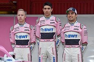 В Force India решили не загружать Мазепина работой в Формуле 1