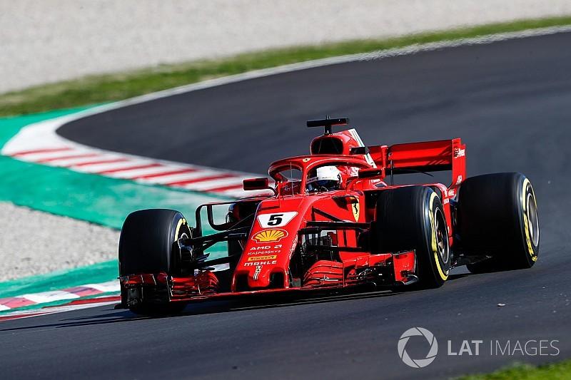 Ferrari F1 engine set for 10bhp step