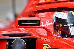 Red Bull, Ferrari'nin ayna tasarımını kopyaladı
