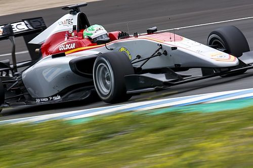 Pulcini ends GP3 Jerez test on top