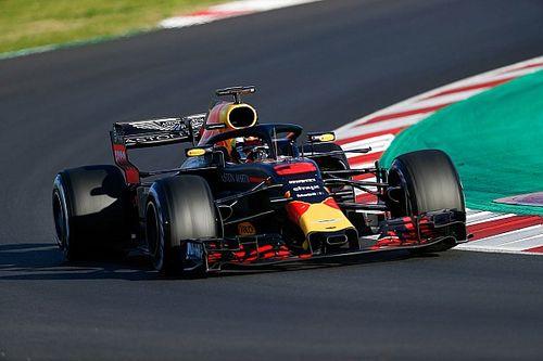 GALERIA: As imagens do dia de recorde de Ricciardo