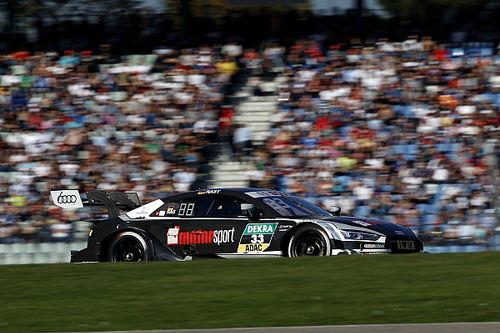 Hockenheim DTM: Rast seals title as Wittmann wins finale