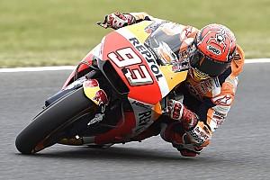 MotoGP Qualifying report MotoGP Australia: Marquez pole, Dovizioso start ke-11