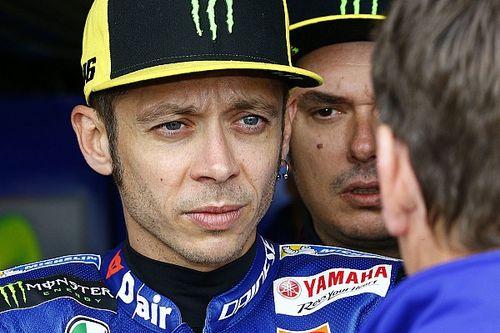 """Rossi aborde """"deux courses très importantes"""" pour le développement"""
