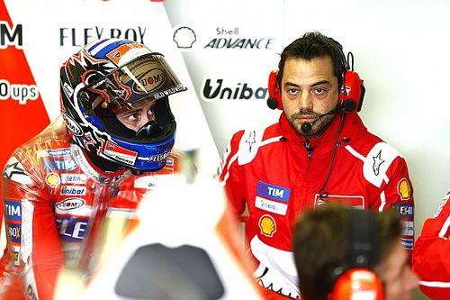 Dovizioso supera a Márquez en el segundo entrenamiento