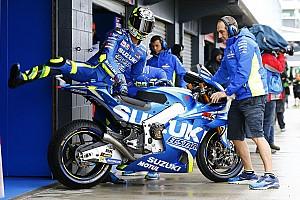 MotoGP Noticias El motor de Suzuki quedará descongelado si no sube al podio en Cheste