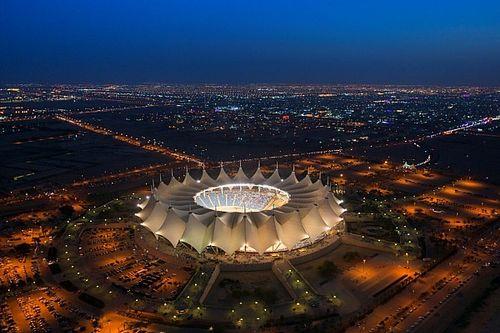 Formule E racet de komende tien jaar in Saudi-Arabië