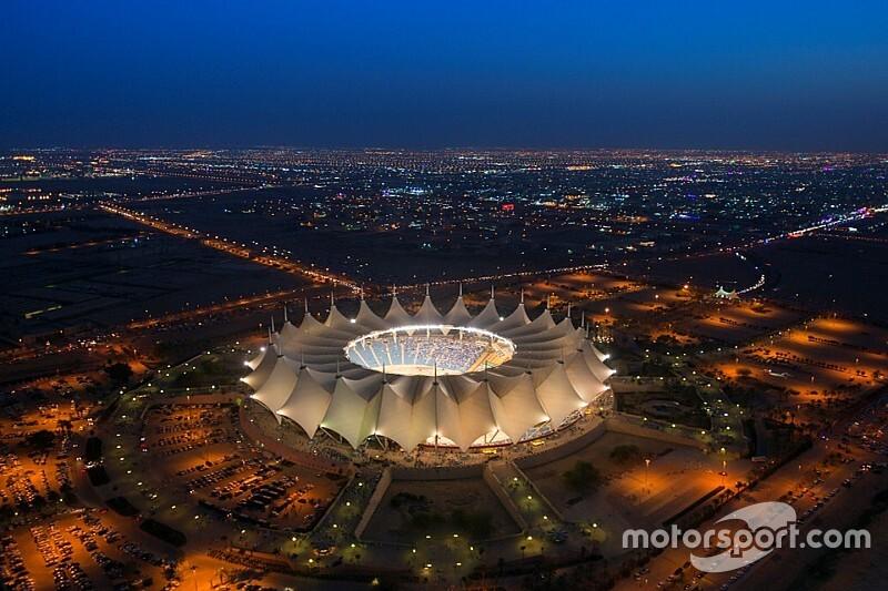 Suudi Arabistan, 2021'de Formula 1'e ev sahipliği yapmaya hazırlanıyor