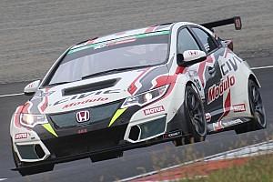 La Honda del Motul Dome Racing Project Team è Campione ST-TCR