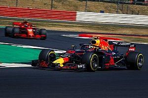 Онлайн. Гран При Великобритании: гонка