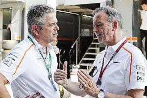 """De Ferran: """"Zelfkritische filosofie toepassen op McLaren"""""""