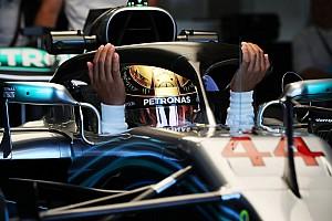"""Hamilton és Bottas F1-es """"teszttel"""" hangol Silverstone-ban az Osztrák Nagydíj előtt"""