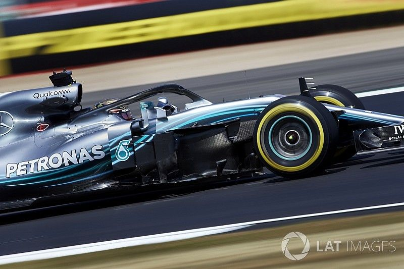 British GP: Hamilton tops FP3 as Hartley shunts heavily