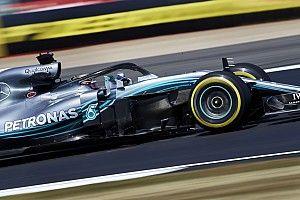 Silverstone, Libere 3: Hamilton di un soffio su Kimi, spaventoso crash per Hartley