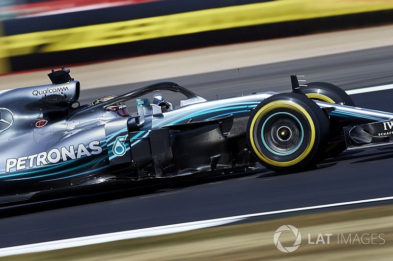British GP: Hamilton tops FP3 as Hartley shunts heavily