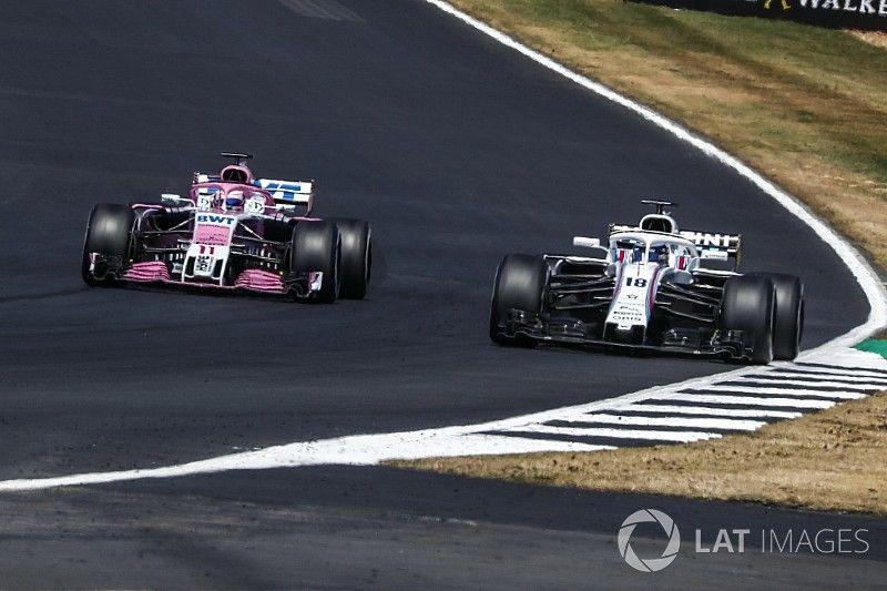 Stroll, vinculado con Force India para 2019