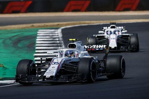 Sirotkin : Williams progresse... mais ça ne se voit pas