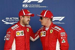 Rosberg : Räikkönen ne pilote pas pour Vettel chez Ferrari