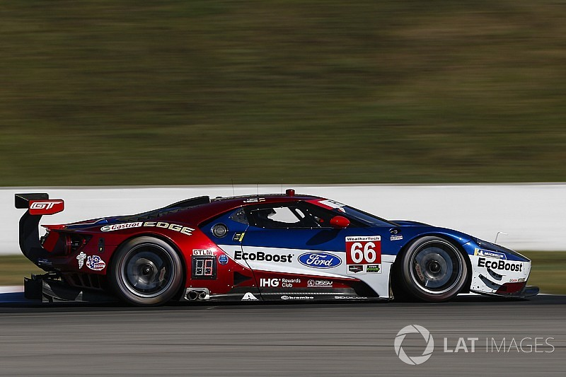 Lime Rock IMSA: Ford leads GTLM, Lexus heads GTD in first practice