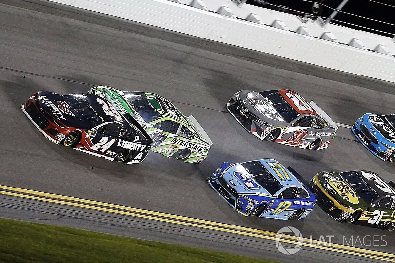 "Stenhouse: ""I was frustrated with myself causing crashes like that"""