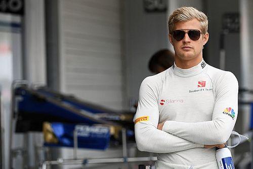 "Ericsson: ""Tener el mismo motor que Ferrari dará un gran salto a Sauber"""