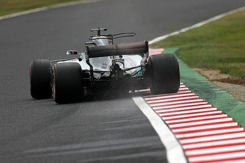 Fotogallery: ancora una pole per Lewis Hamilton in Giappone
