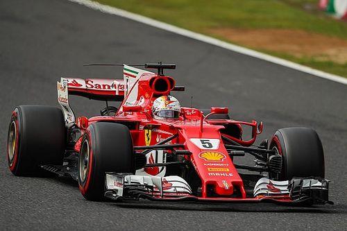 Vettel denkt dat Ferrari sterker kan zijn in de race