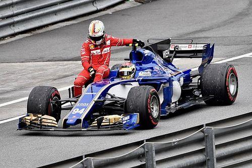 Ki mondta, hogy F1-es autóval nem lehet taxizni? (videó)