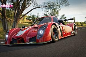 Sim racing BRÉKING Radical RXC Turbo – egy újabb csoda a Forza Horizon 3-ban