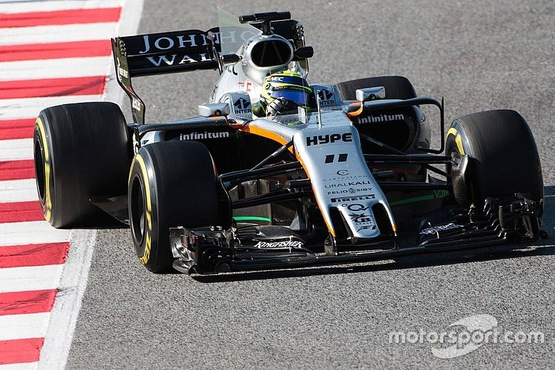 Force India admits third place already out of reach