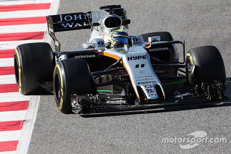 【F1】フォースインディア「今季トップ3入りすることはできない」