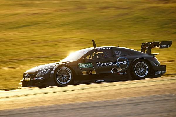 DTM News Mercedes gibt Fahrer-Team-Zuordnung für DTM 2017 bekannt