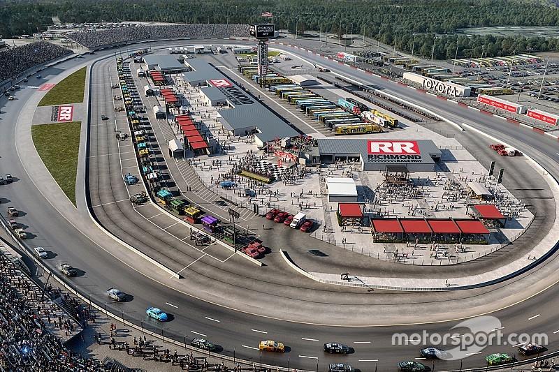 Rebranded Richmond Raceway to get $30 million dollar facelift