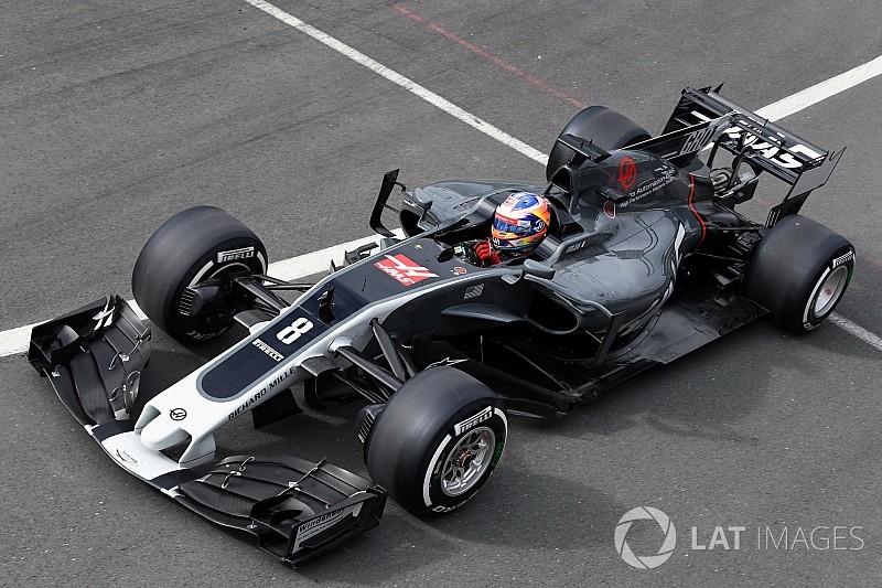 """Haas s'est assuré de ne pas """"tomber dans un trou"""" en 2017"""