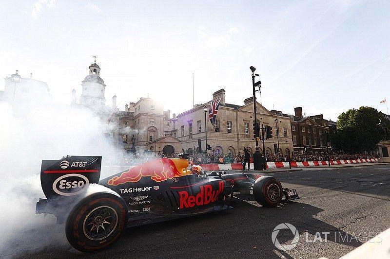 """Horner : Liberty a toujours """"le désir"""" pour un GP de Londres"""