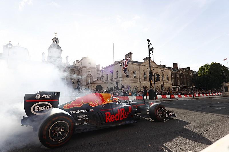 A Red Bull szerint a Liberty még mindig szeretne London GP-t