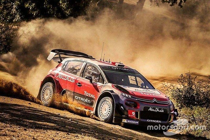 """Loeb """"ignore"""" où il va se situer sur le Rallye du Mexique"""