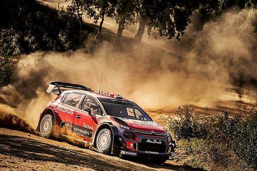 Photos - Sébastien Loeb teste la Citroën C3 WRC sur terre