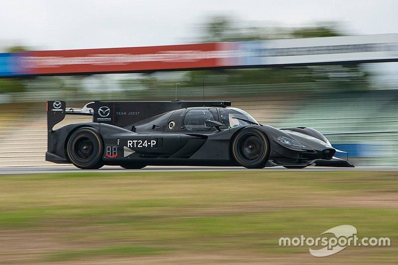 Le Joest Racing a découvert le Mazda DPi à Hockenheim