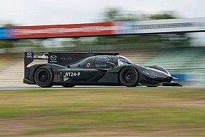 Nunez, Bomarito begin Mazda testing with Joest