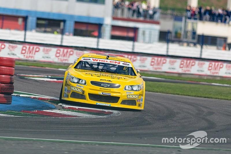 NASCAR-Euroserie in Italien: Alon Day dominiert die Halbfinals