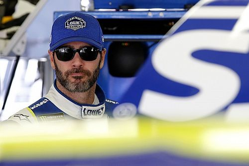 """Jimmie Johnson on title run: """"We've definitely got to clean things up"""""""
