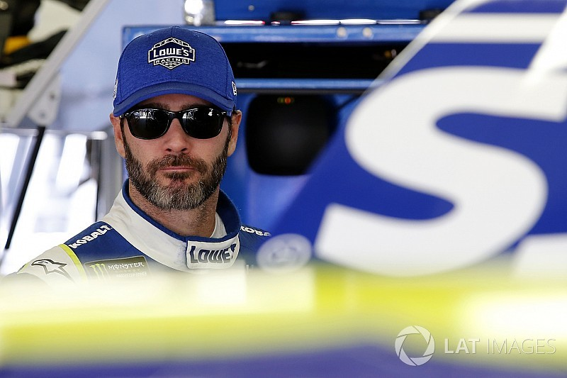 "Jimmie Johnson on title run: ""We've definitely got to clean things up"""