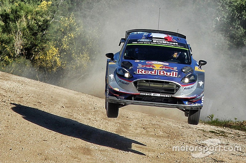 WRC Portugal: Kalahkan Neuvile, Ogier raih kemenangan kedua musim ini