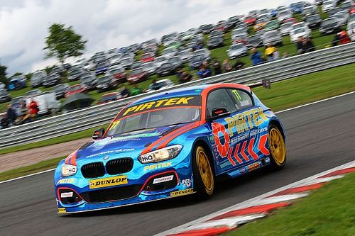 Oulton Park BTCC: Jordan holds off Neal for victory