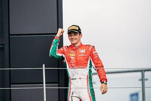 """Az F1.com Leclerc első F2-es győzelmével """"hangol"""" a ferraris érkezésére"""