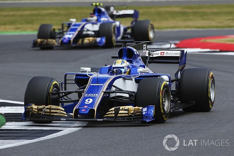 Sauber tendrá mejoras aerodinámicas en Hungría