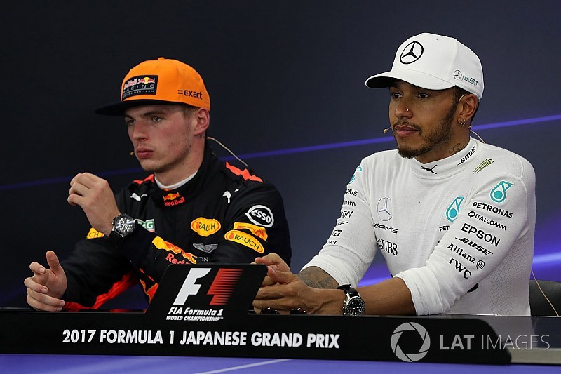 """Verstappen: """"Anche senza traffico, non sarei riuscito a superare Lewis"""""""