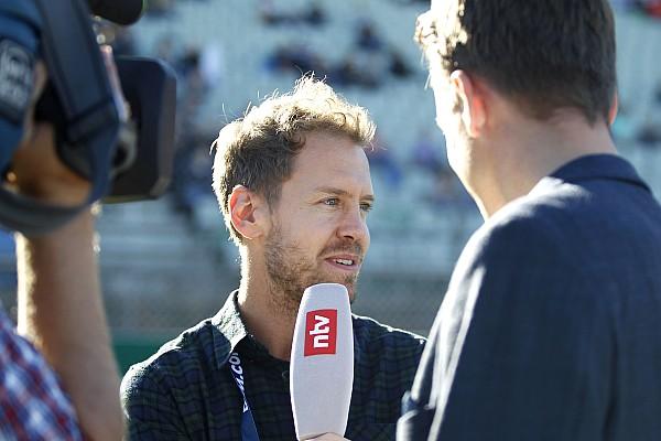 DTM Феттель відвідав фінальну гонку DTM